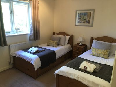 Photo for Broadgate House. Holiday or Short-term let 2 Bedrooms/4 beds