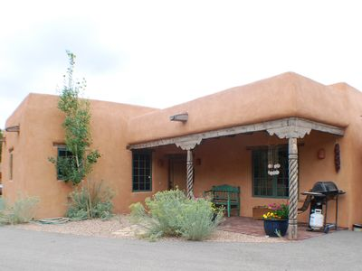 Photo for Old World Elegant Guest House just off Canyon Road