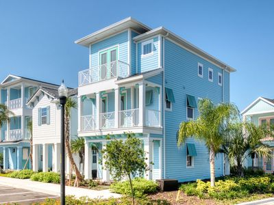 Photo for Margaritaville Orlando Cottages - Near Disney, Free Theme Park Shuttle 1KK, 2QQ, 2TT, 5 beds, 4.5 baths