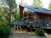 Remote off-the grid living!