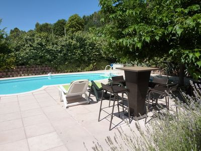 Photo for Vacation rental has laugh in the Verdon Gorge