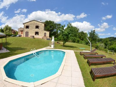 Photo for Villa in Capannori with 4 bedrooms sleeps 10
