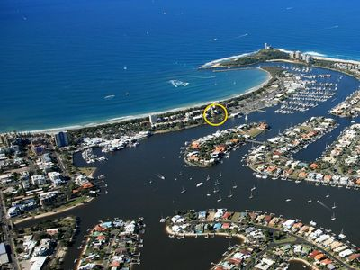 Photo for 2 Bedroom Apartment in Prime Mooloolaba Location between Beach and River at Little Hill
