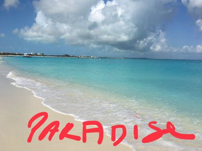 Photo for Paradise In Turks And Caicos, Tranquil, Relaxn, Panoramic, Rejuvenate Your Soul