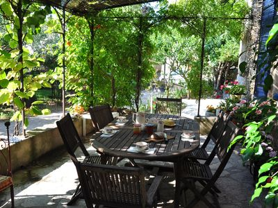 Photo for 3BR Mas Vacation Rental in Moussac, Languedoc-Roussillon