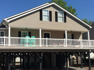Photo for AVAILABLE*AUGUST 17-24,24-31 AVAILABLE/4 BED/3 BATH,GOLFCART, WIFI;CLEAN