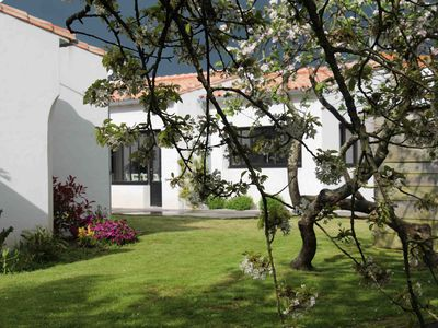 Photo for Close to the beach, family home listed **** on the island of Ré (Loix)