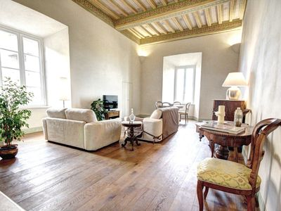 Photo for Palazzo Bichi Ruspoli-Historical Res, near Campo Square and close to everything