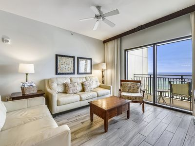 Photo for 1Bd@Origin, Perfect for 4!  Beautiful sunset and Gulf of Mexico view!  Free Activities!
