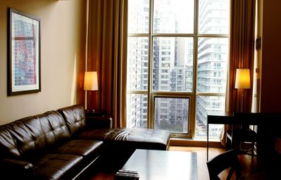 Photo for 2 BR Furnished Suite on Blue Jays Way