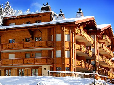 Photo for Apartment Bostan 2  in Gryon, Alpes Vaudoises - 4 persons, 2 bedrooms