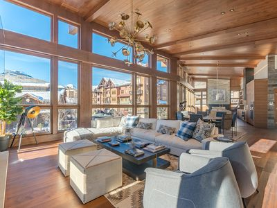 Photo for NEW Luxury Lumin Penthouse in the center of Snowmass Base Village