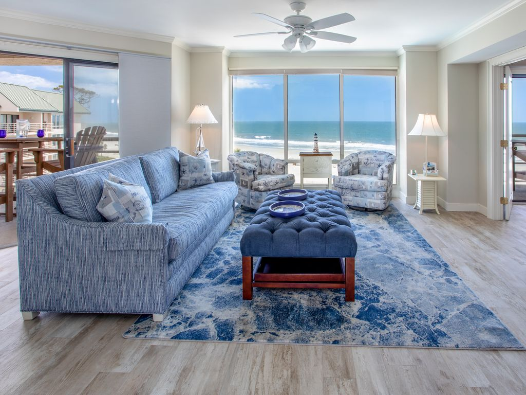 Luxury Oceanfront Penthouse 2018 Total Remo... - VRBO