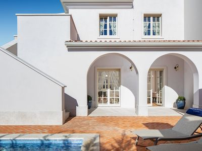 Photo for Elegant Villa Claretta with private Pool