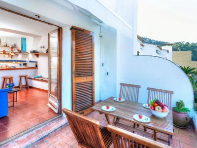 Photo for Apartment Poblado tipico in Begur - 4 persons, 2 bedrooms