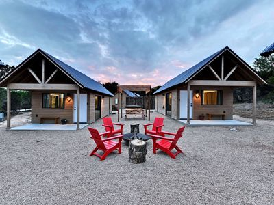 Photo for Lucky Arrow Retreat: Courtyard Cabins