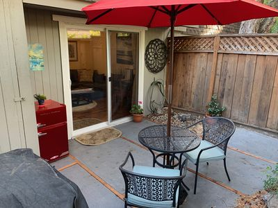 Photo for Quiet Private Los Gatos Cottage A