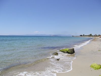 Photo for Villa 300 m from the sea in Marina Residence on the road to Villasimius
