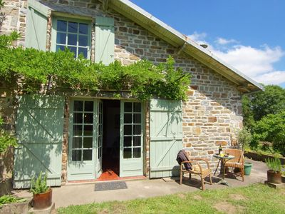 Photo for Artistically decorated detached gite on beautiful historic country estate.