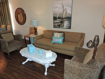 Photo for Grand Panama T1-1709, 3 Bedroom/2 Bathroom, Sleeps 8, Beach Front, Great Views