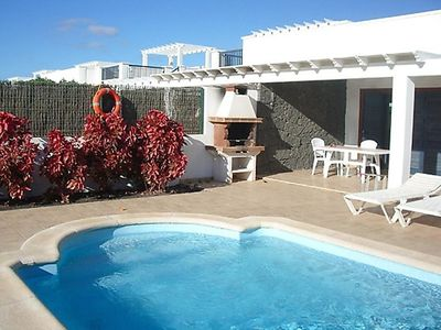 Photo for House 489 m from the center of Playa Blanca with Parking, Internet, Washing machine, Air conditioning (260737)
