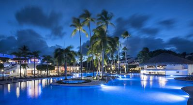 Photo for All inclusive Vip Beach Luxury Vacation in Punta Cana Dominican Republic