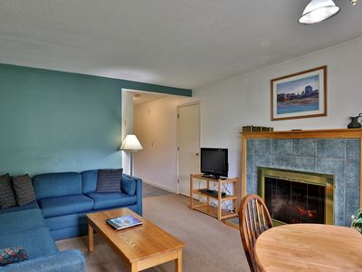 Photo for Deluxe Two Bedroom Suite on the 1st floor with heated pool