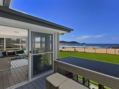 Photo for Avoca Beach House - Uninterrupted Beachfront