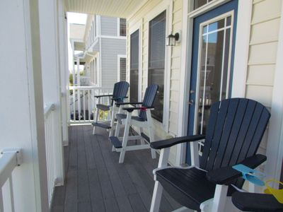 Photo for LARGE Townhome with Bay and Oc Views  Sleeps 12 Comfortably with 3,000 sqft