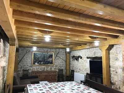 Photo for 8BR Cottage Vacation Rental in Valle de Santibáñez, Burgos