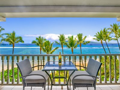 Photo for Oceanfront Condo in Lahaina!! 429