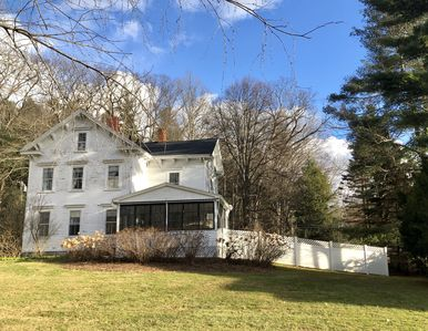 Photo for Historic Colonial, 2 Minute Walk to Stockbridge Village & Hikes