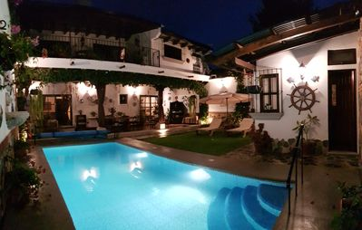 Photo for BEAUTIFUL AND CHARMING COLONIAL HOUSE WITH PRIVATE POOL IN ANTIGUA, GUATEMALA