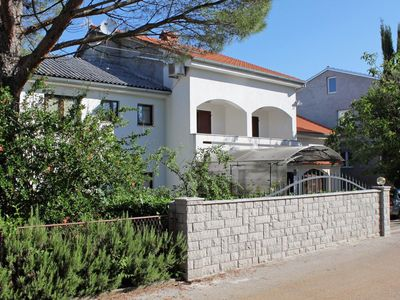 Photo for One bedroom apartment with air-conditioning Malinska (Krk)