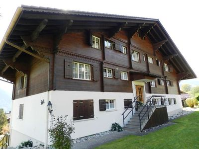 Photo for Apartment Fink in Zweisimmen - 3 persons, 1 bedrooms