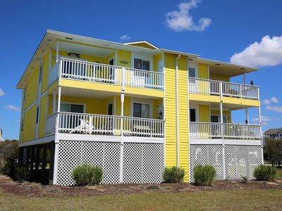 Photo for Great Upper Level Condo with Ocean, Waterway & Marsh Views!
