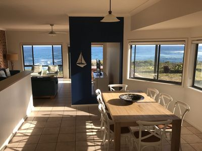 Photo for 'Ocean Views' 4 Ocean Street - air conditioned luxury with beautiful ocean views