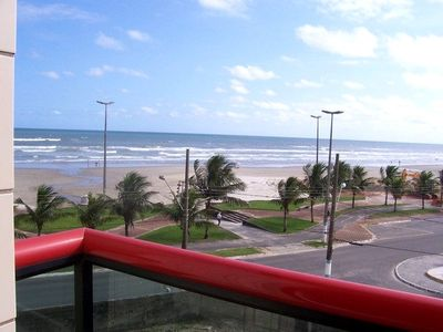 Photo for NEW YEAR - AVAILABLE - BUILDING BEACHFRONT WITH 2 BALCONIES