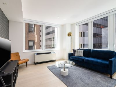 Photo for Sonder | Wall Street | Upscale 2BR + Kitchen