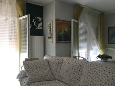 Photo for Bright apartment first belt south Turin