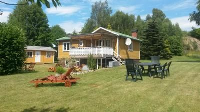 Photo for Holiday house Nössemark for 4 persons with 2 bedrooms - Holiday house