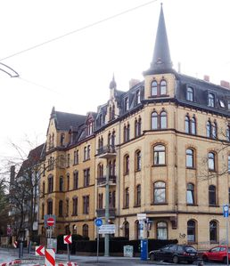 Photo for Old building Mönchebergstraße 35