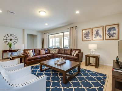 Photo for Perfect Retreat 8BR/6BA Pool Home in Windsor at Westside!