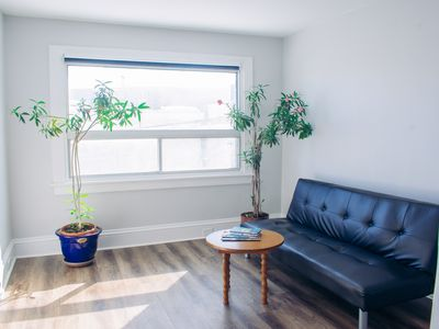 Photo for Balcony Room Downtown. On Budget, Clean and Renovated!