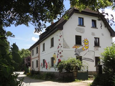 Photo for Holiday house ***** with three apartments and - Holiday house in the Fichtelgebirge (the 5 stars)