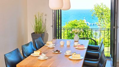 """Photo for """"Waterview Cloud"""" - Villa """"Philine"""" ***** on the high bank, LUXURY PUR, close to the beach"""