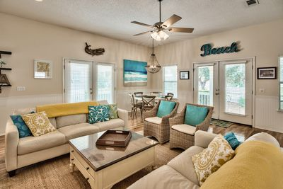 Open Floorplan means everyone in your family has a place to relax.