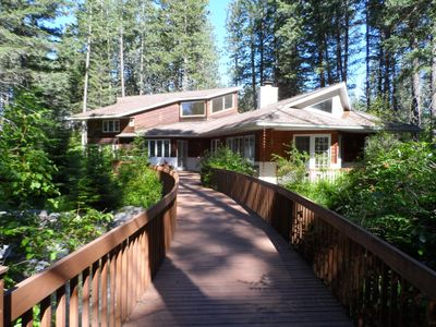 Private, yet close to all that the Flathead Valley has to offer.