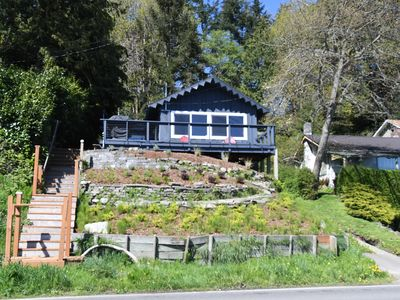Photo for Vashon Waterfront Home with Spectacular South Facing Views!