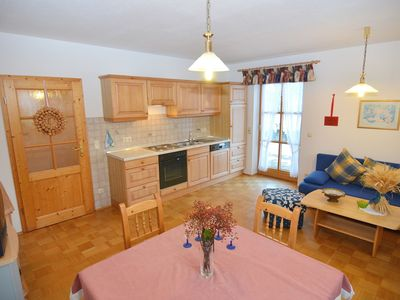 Photo for Spacious Apartment in Schönsee with Sauna
